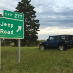 Summer Jeep Adventure 2016