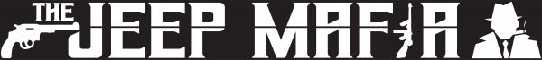 Jeep Mafia Windshield Banner