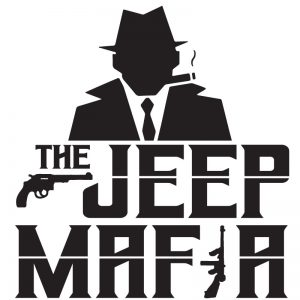 Official Jeep Mafia Decal
